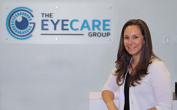 the eye care group highpoint lexington dr Erin Fontaine